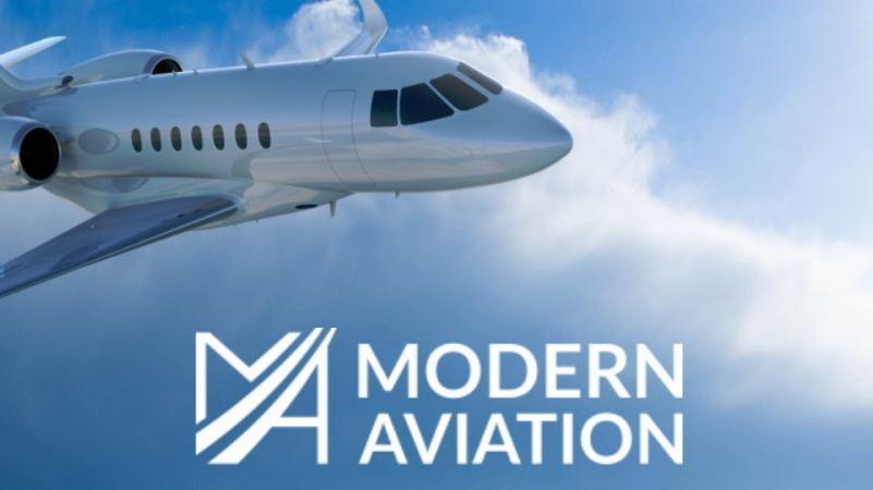 Modern Aviation Complements Senior Management Team