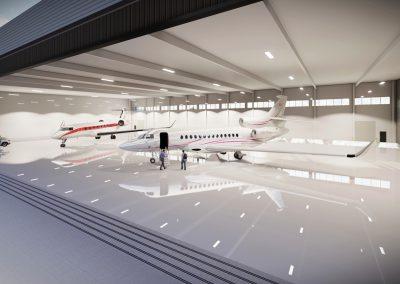 Modern Aviation Fbo Seattle New 3