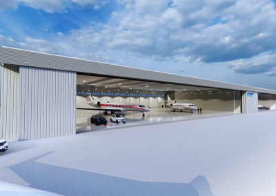 Modern Aviation Fbo Seattle New 6