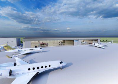 Modern Aviation Fbo Seattle New 7