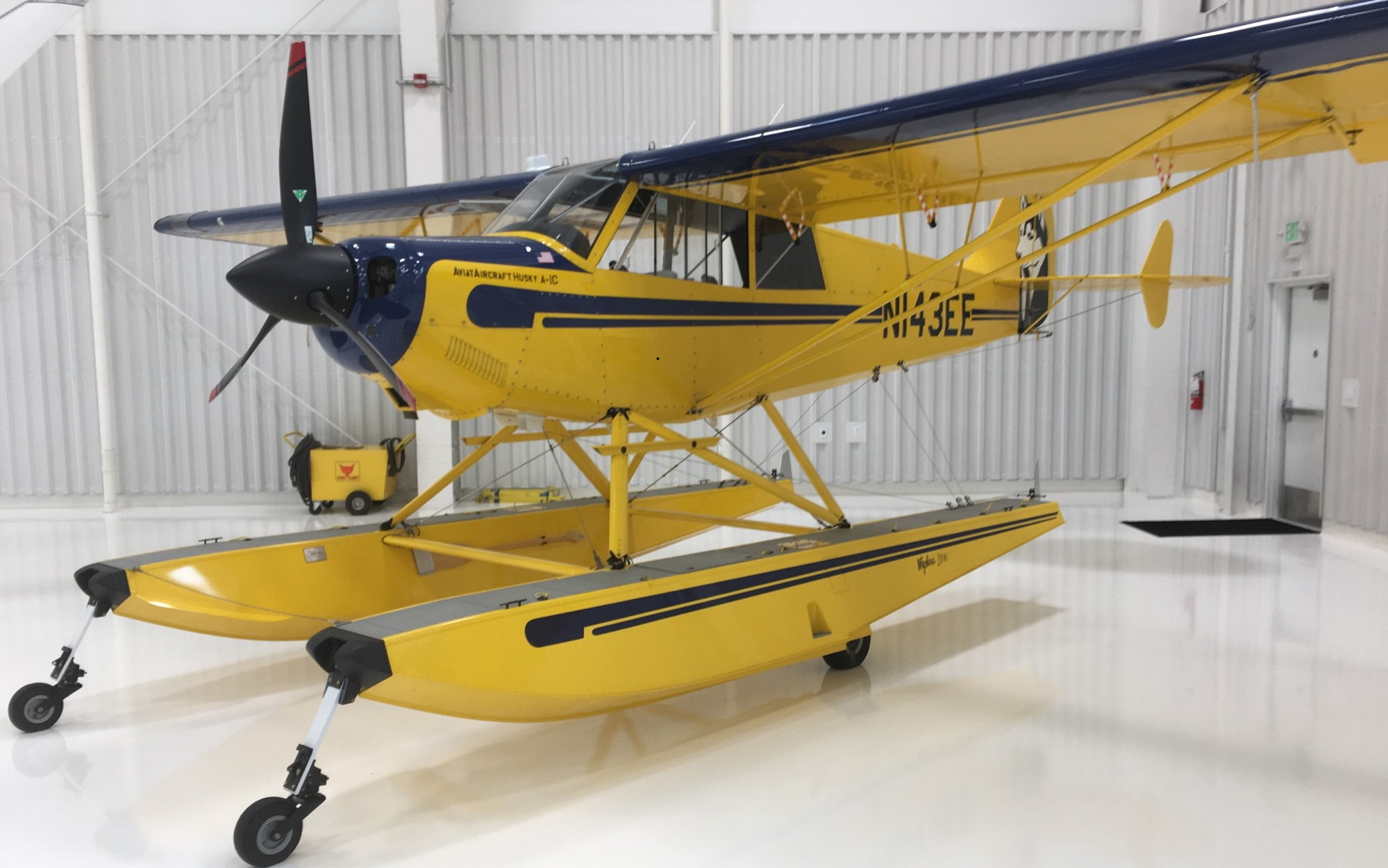 Modern Aviation Fbo For Sale 2014 Aviat Husky