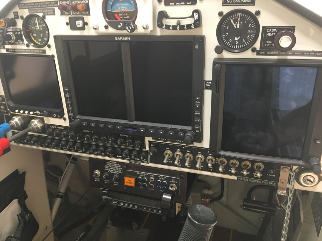 Modern Aviation Fbo For Sale 2014 Aviat Husky Cockpit