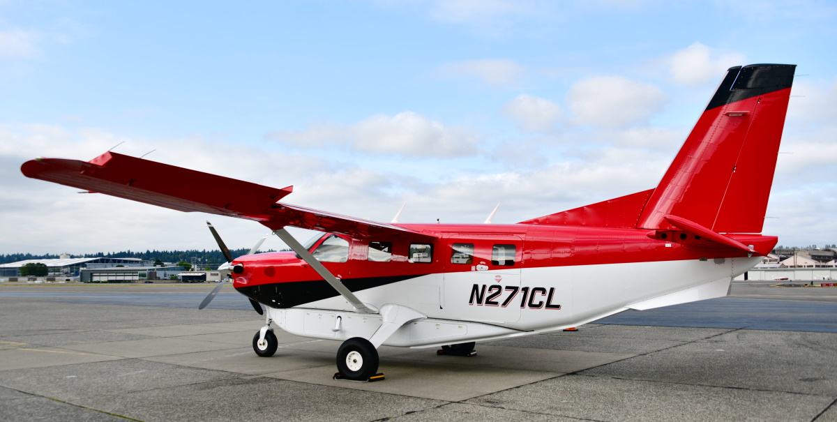 Modern Aviation Fbo For Sale 2019 Kodiak 100, Series Ii 2