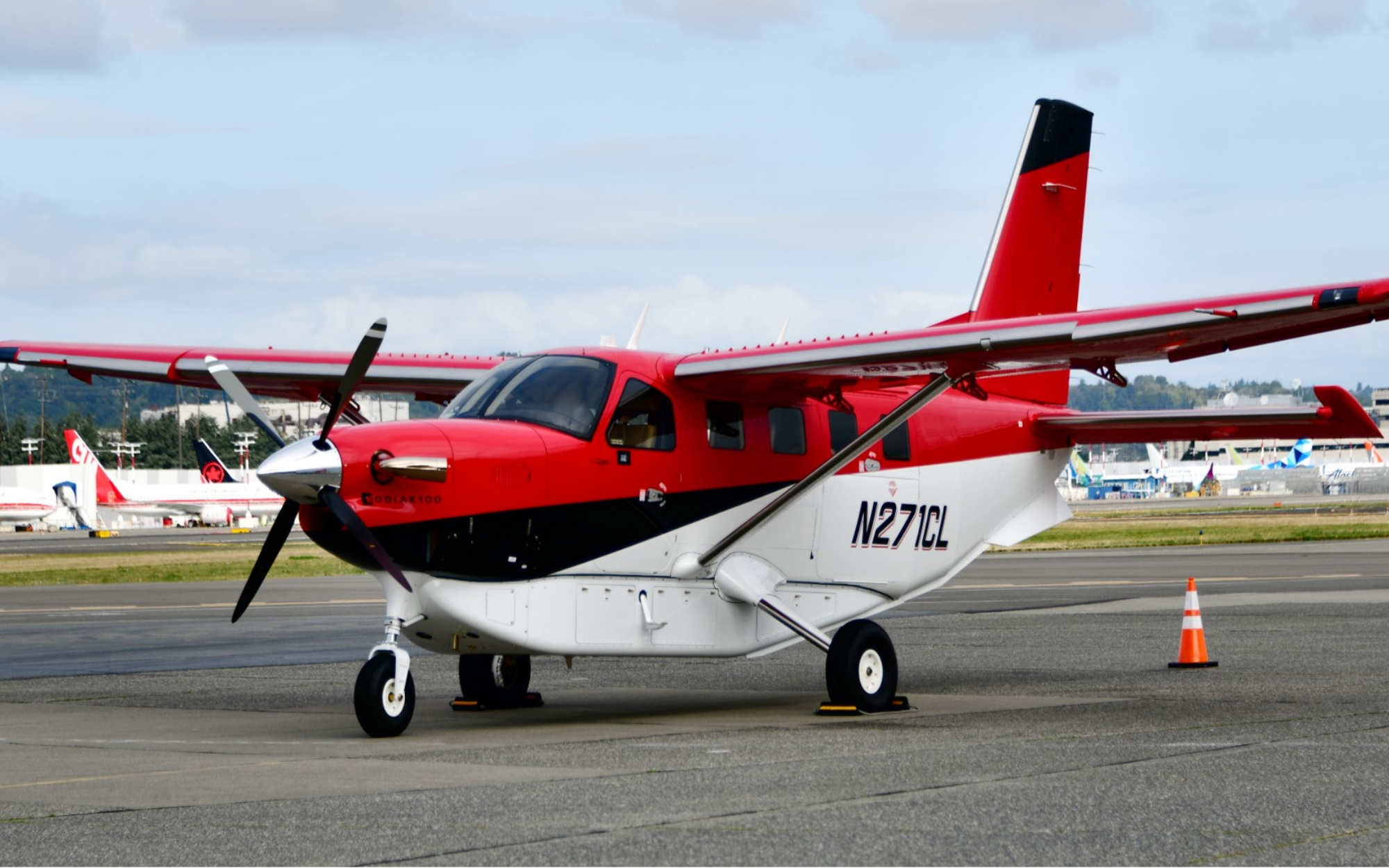 Modern Aviation Fbo For Sale 2019 Kodiak 100, Series Ii