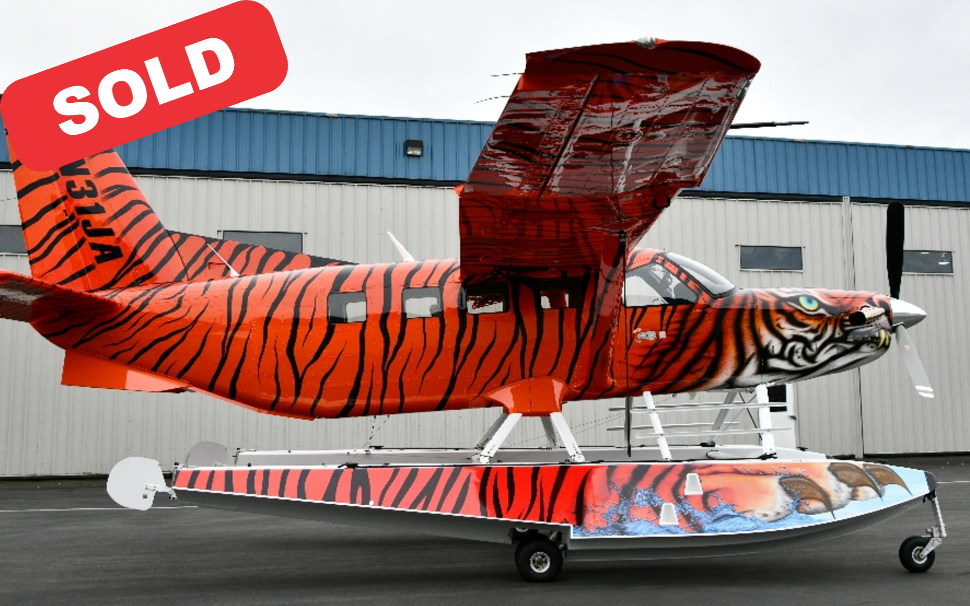 Modern Aviation Fbo Recently Sold 2009 Daher Kodiak Amphibian