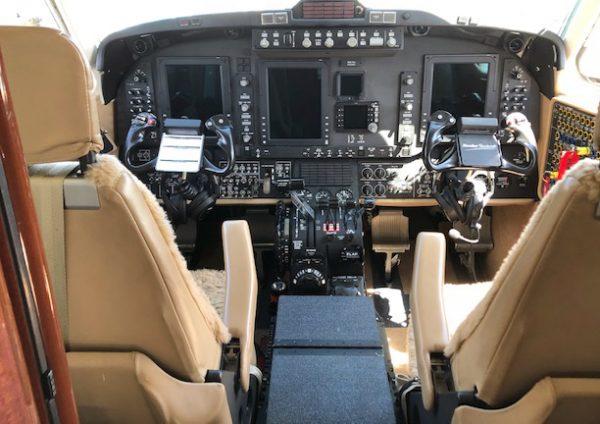 2011 King Air 350i Photo 10