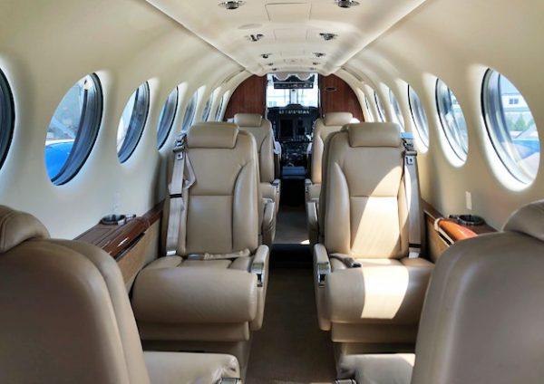 2011 King Air 350i Photo 8