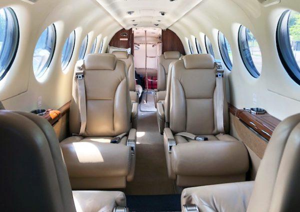 2011 King Air 350i Photo 9